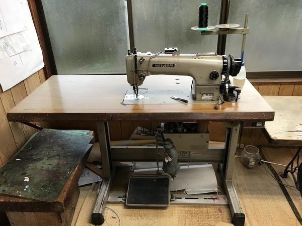 【手作り牛革バッグ】を造る為の道具と材料❸